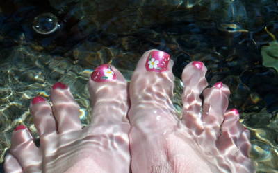 3 Great Ways to Pamper Your Feet After a Long Day Competing